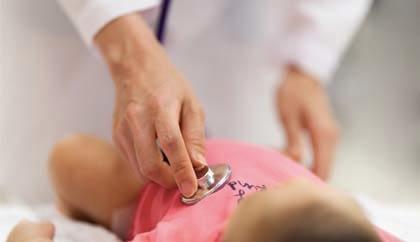 Fisioterapia Respiratoria en el Bebé y Broquiolitis