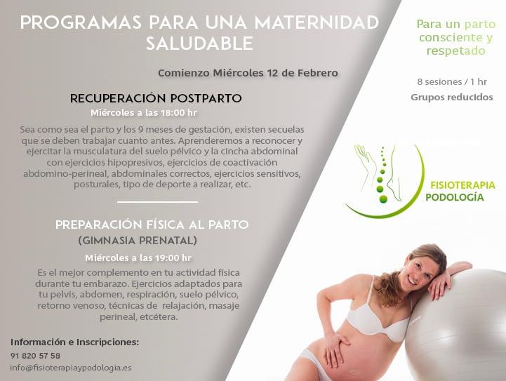 Formación Salud de la Mujer