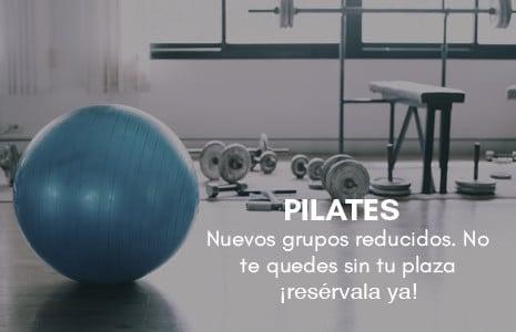 Clases de Pilates Alcalá de Henares